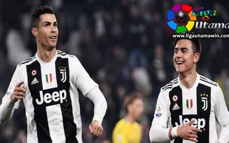 Reaksi dari Ciuman Bibir Ronaldo dan Dybala