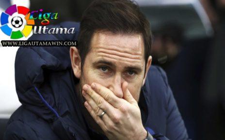Lampard Kritik Striker Chelsea