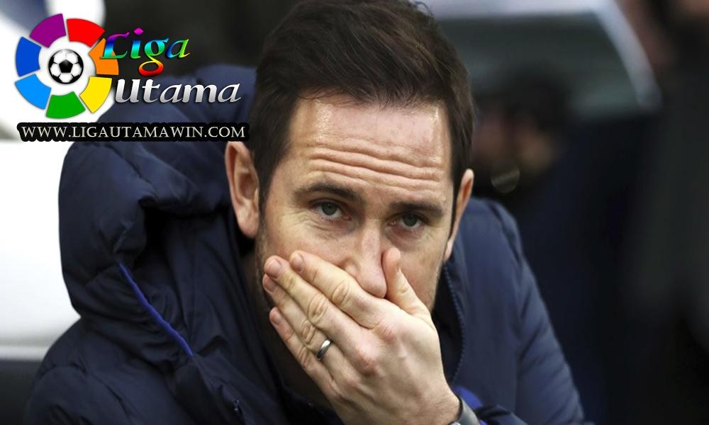 Lampard Kesulitan Dongkrak Performa Chelsea