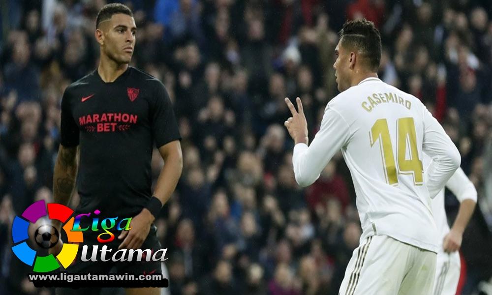 Real Madrid Menang Karena Kerja Tim