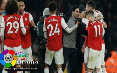 Arteta Bertekad Bahagiakan Fans Arsenal