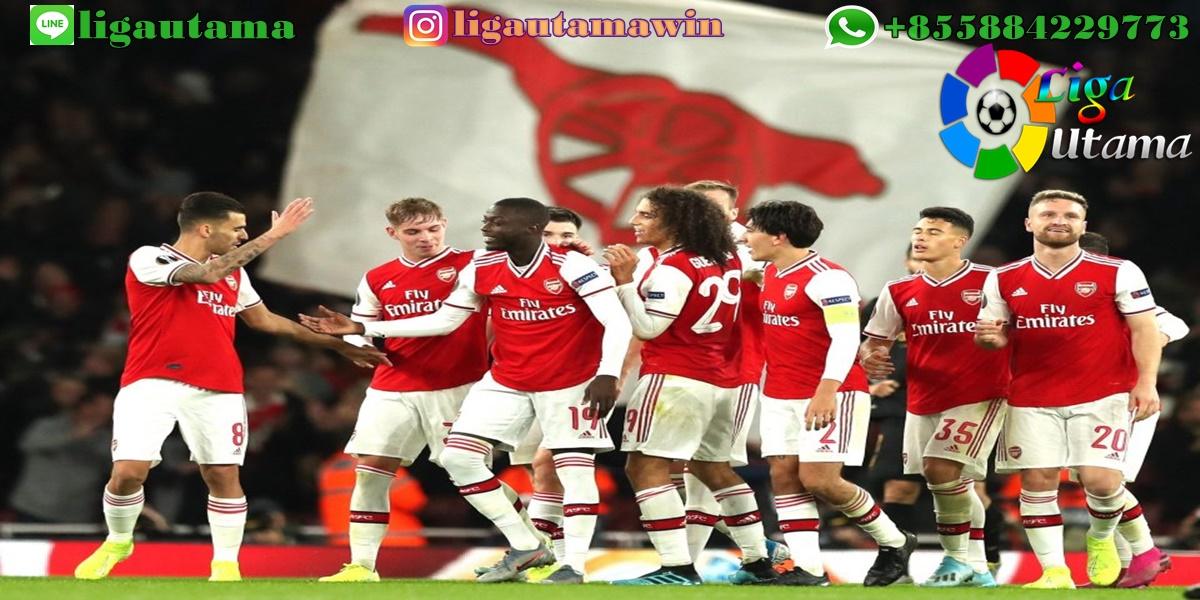 Raih Satu Poin dengan 10 Pemain, Bagaimana Perasaan Pemain Arsenal?