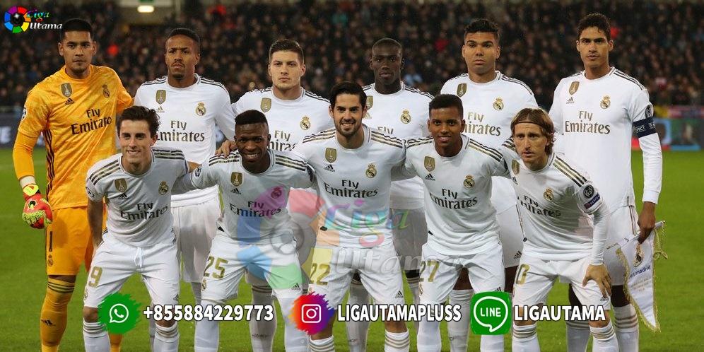 Real Madrid 91 Hari Tanpa Kalah dan Pemuncak Klasemen