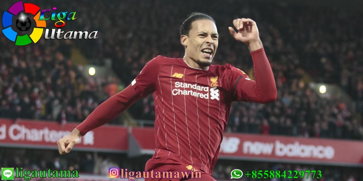 Virgil van Dijk: Jimat Liverpool, Bek Tengah yang Sempurna