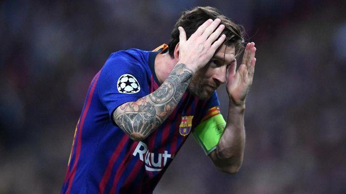 Rekor Unik Yang di Miliki Lionel Messi