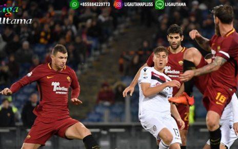 Prediksi Cagliari VS As Roma 02 Maret 2020