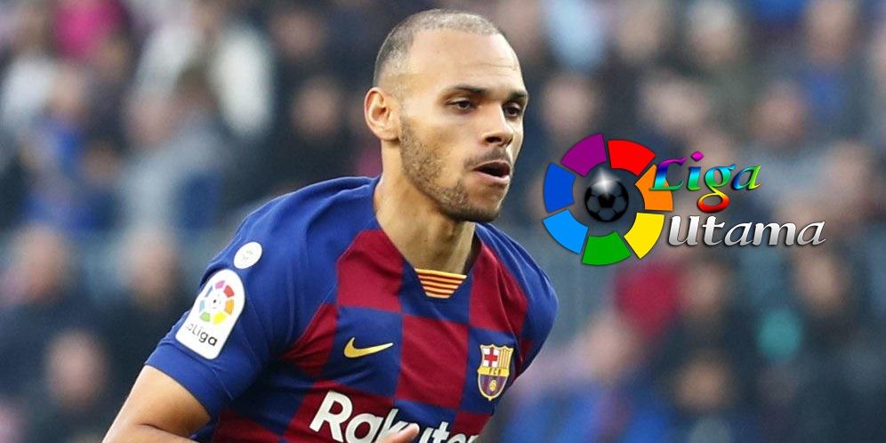 Martin Braithwaite Bakal Berguna untuk Barcelona