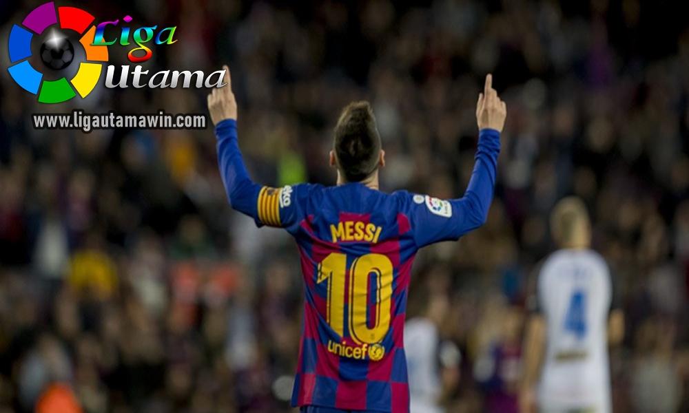 Mantan Wapres Barcelona Bicara Soal Lionel Messi