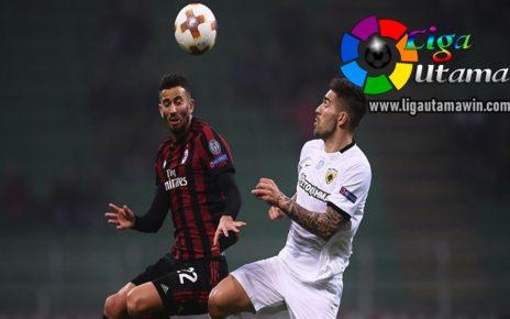 Momen Aneh di Laga AC Milan