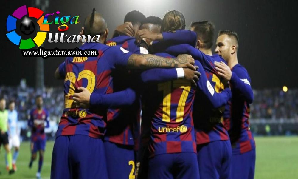 Barcelona Dalam Pusaran Kabar Negatif