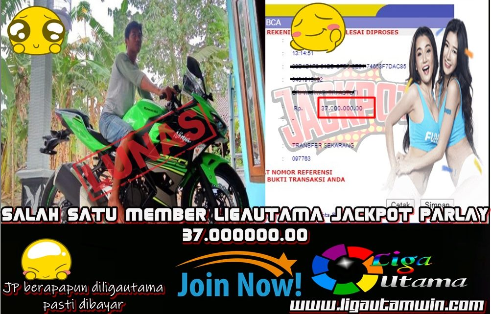 Jackpot Parlay Liga Utama