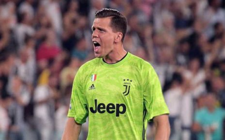 Juventus Resmi Perpanjang Kontrak Wojciech Szczesny Sampai 2024