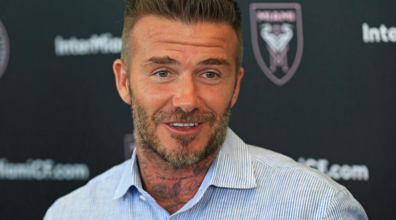 David Beckham Ambisi Boyong Pemain Top Eropa ke Inter Milan