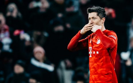 Bayern Munchen Tanpa Robert Lewandowski