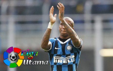 Ashley Young Girang Menangi Derby Milan Pertamanya