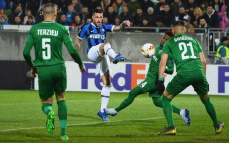 Prediksi Inter Milan VS Ludogorets Razgrad 28 Februari 2020