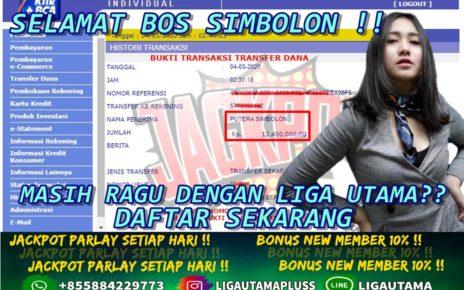 Jackpot Parlay Liga Utama 04 Maret 2020