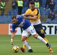 Prediksi Sampdoria VS Verona 03 Maret 2020