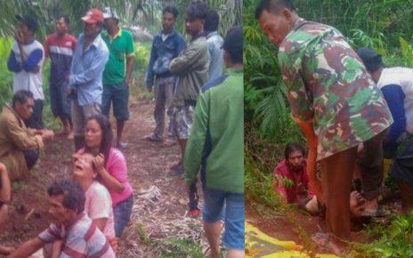 Siswi SMP Ditemukan Tewas di Area Perkebunan Sawit