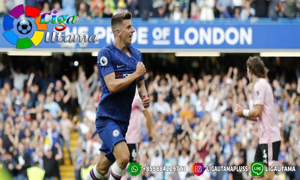 Mason Mount Dapat Pujian dari Lionel Messi