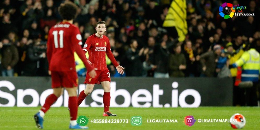Gelar Juara Diberikan Pada Liverpool Jika Liga Inggris Tak Lanjut Karena Corona