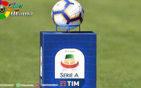 Serie A Digelar Tanpa Penonton Hingga Januari 2021