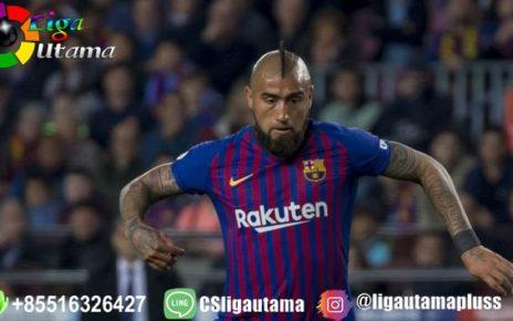 MU Akan Saingi Inter Milan Untuk Kejar Arturo Vidal