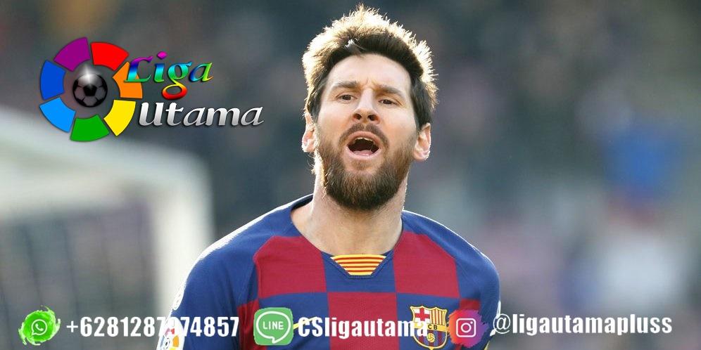 Lionel Messi: Rumor Soal Inter Hoaks