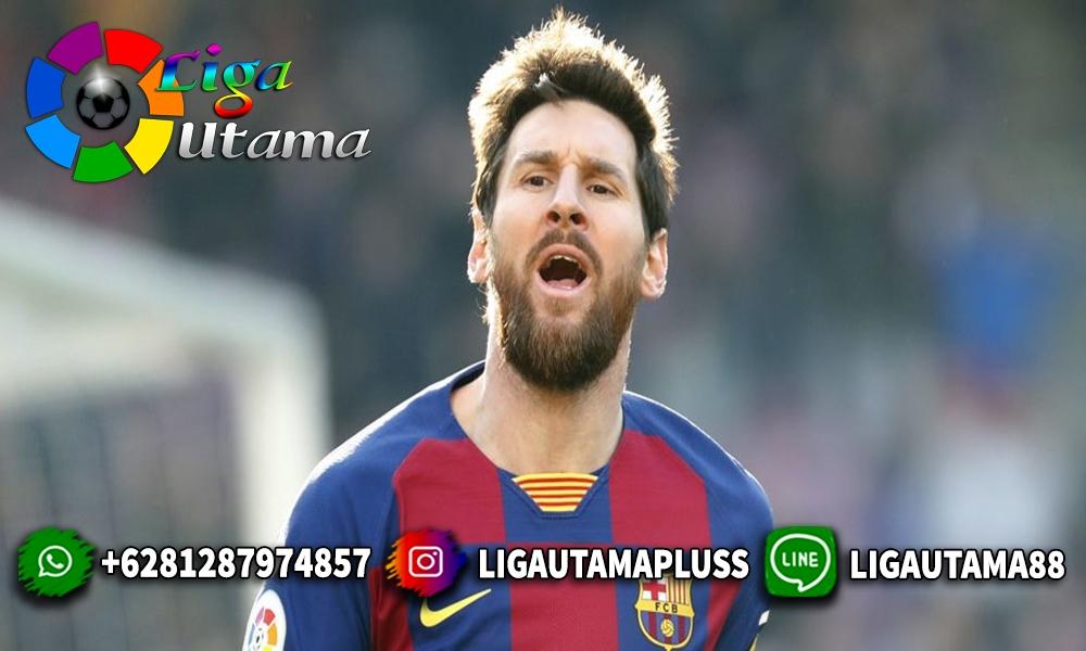 Moratti Belum Berhenti Bicara Soal Kans Lionel Messi Gabung Inter Milan