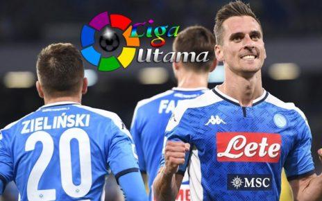 Juventus Coba Bajak Arkadiusz Milik dari Napoli
