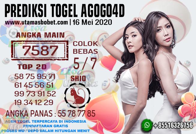 agogo4D tgl 16