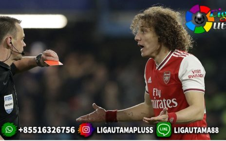 David Luiz Terancam Didepak Arsenal