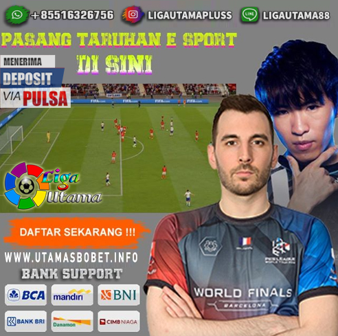judi online e-sport