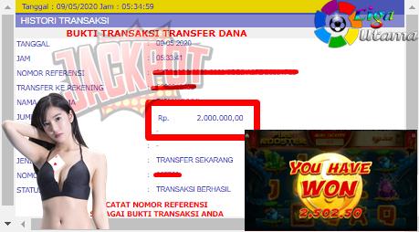 Hanya Modal 50K Mendapatkan Jackpot Dipermainan Slot
