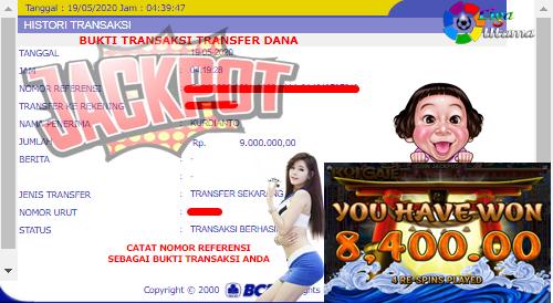 Mendapatkan Jackpot Di Slot Koi Gate