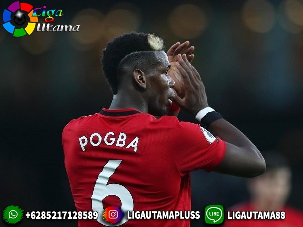 Real Madrid Batalkan Perekrutan Paul Pogba