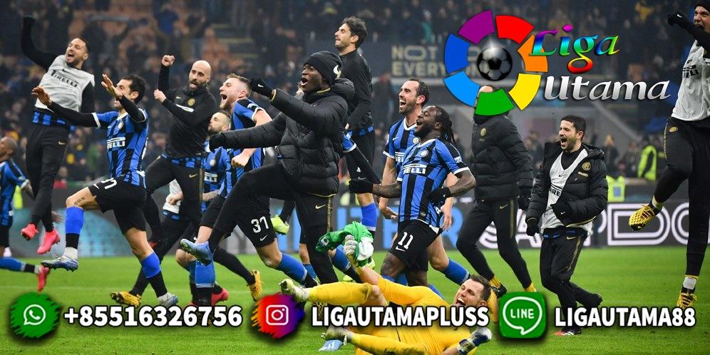Inter Bisa Rebut Scudetto Jika Serie A Dilanjutkan