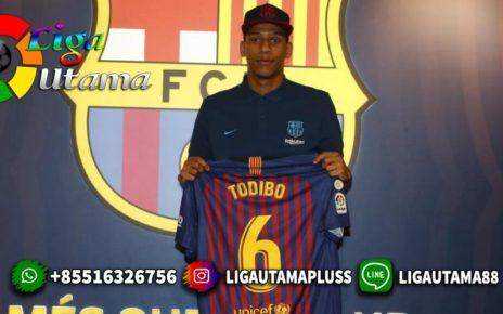 Inter Milan Ramaikan Perburuan Jean-Clair Todibo
