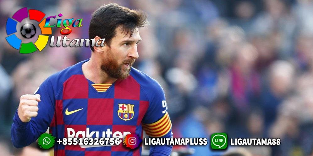 Satu-satunya Kegagalan Lionel Messi?