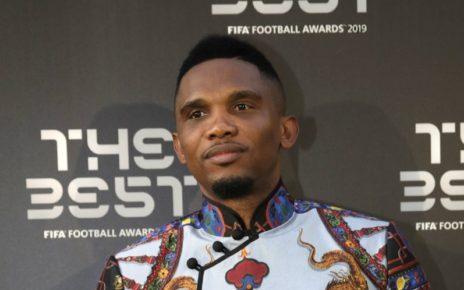 Samuel Eto'o: Saya Striker Terhebat Afrika, No Debat!