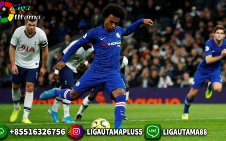 Juventus Ambil Ancang-Ancang Untuk Merekrut Willian