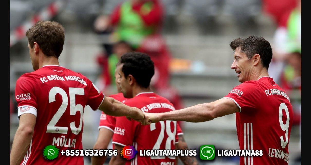 Bayern Munchen Juara Lagi