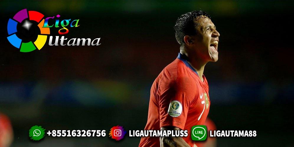 Ronaldo Ajak Alexis Sanchez Pindah ke Spanyol