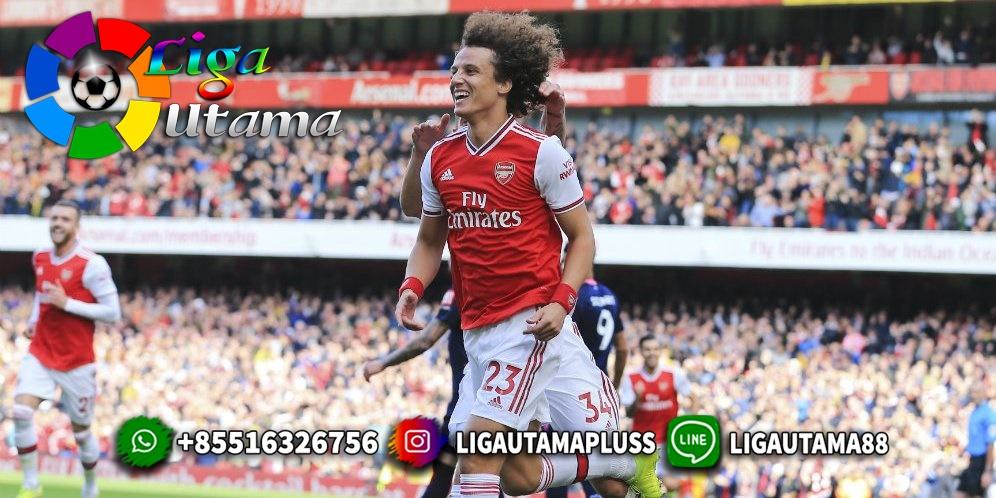 Arteta Ingin Pertahankan David Luiz