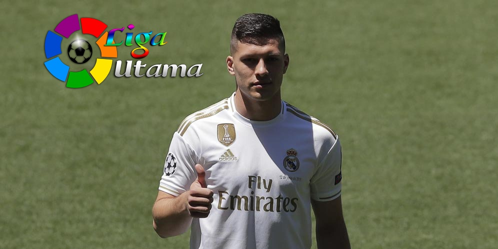 Luka Jovic Sudah Katakan Ya Pada AC Milan
