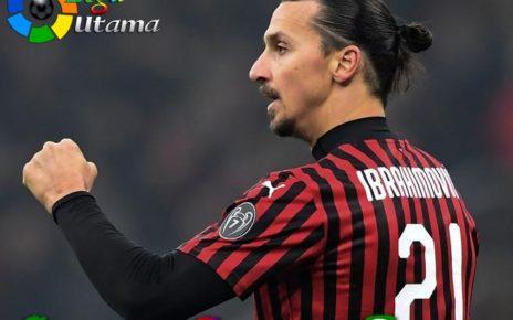 Zlatan Ibrahimovic Membuat Keputusan Untuk Bertahan di AC Milan