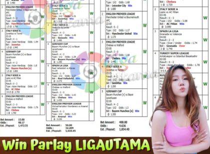 JACKPOT PARLAY LIGAUTAMA