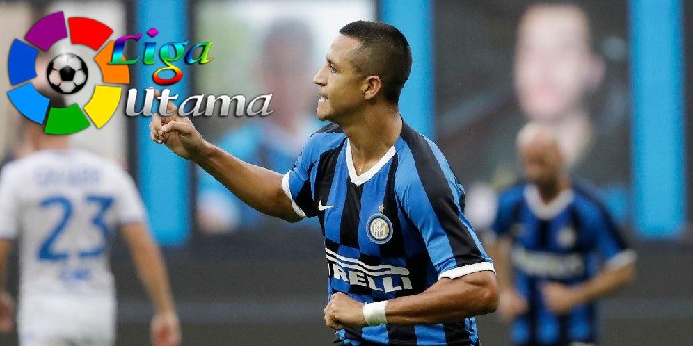 Inter Indikasikan Bakal Permanenkan Alexis Sanchez