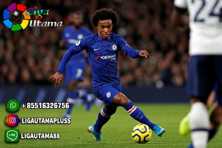 Arsenal Optimis Bisa Dapatkan Willian dari Chelsea