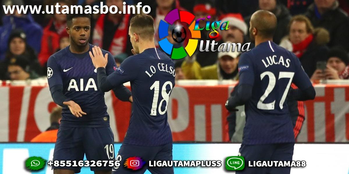 Barcelona Incar Duo Tottenham Siapa Saja Mereka